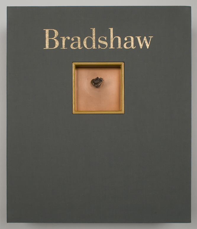 Dove Bradshaw, <em>The Art of Dove Bradshaw: Nature, Change and Indeterminacy</em>, 2003