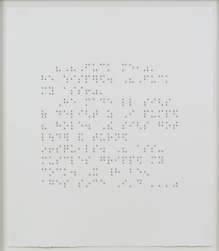 Richard Bassett, Porn Clip #5, 1999, graphite on paper, 20 ½ x 17 ⅝ inches (52.1 x 44.8 cm). © Estate of Richard Bassett / Photo: Peter Muscato